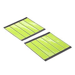 Lunghe strisce riflettenti Modello adesivi in PVC (10-pezzi confezione)