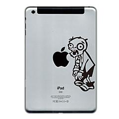 cadavre autocollant de protecteur de conception pour l'ipad mini-3, Mini iPad 2, ipad mini-