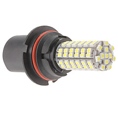 9004 5W 96x3528 SMD 280LM Natural White Light LED-lamp voor in de auto Fog Lamp (12V)
