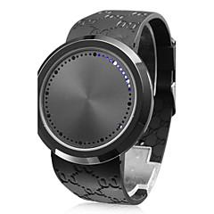 Relógio Original Azul LED