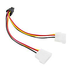 DB 4 broches à 6 broches DB Card Câble vidéo (15 cm)