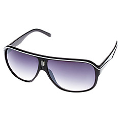 OREKA Gray Lens Black/White/Orange Frame Sunglasses (Assorted Colors)