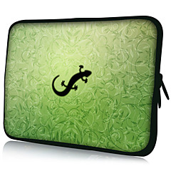 "Gecko Mönster 7 ""/ 10"" / 13 ""Laptop Sleeve Väska för MacBook Air Pro / Ipad Mini / Galaxy Tab2/Sony/Google Nexus 18.114"