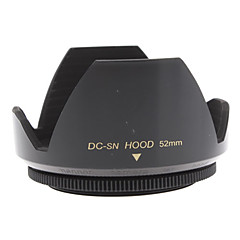 Mennon 52mm Lens Hood for Digital Camera Lenses 16mm+, Film Lenses 28mm+