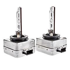 Xenon D3S/D3C HID Lamp Bulbs for Car Headlight (12V-35W, 2-Piece)
