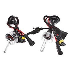 Xenon 9005 HID Lamp Bulbs for Car Headlight (12V-35W, 2-Piece)
