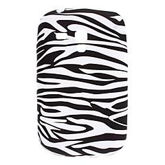 Zebra-Streifen-Muster TPU Soft Case für Samsung Galaxy S3 Mini I8910
