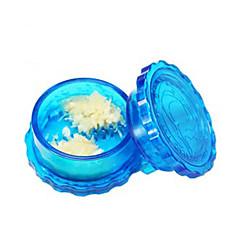 molinillo de ayudante de cocina de mini toque de ajo (color al azar)