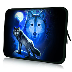 "Wolf Mønster 7 ""/ 10"" / 13 ""Laptop Sleeve Case for MacBook Air Pro / Ipad Mini / Galaxy Tab2/Sony/Google Nexus 18170"