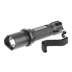 Beleuchtung LED Taschenlampen / Hand Taschenlampen LED 200 Lumen 1 Modus AAA Wasserdicht Für den täglichen Einsatz Aluminium Legierung