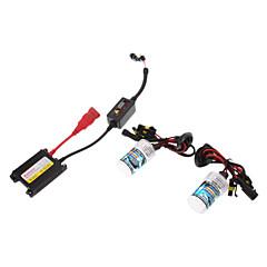 12V 35W 9005 HID Xenon Lamp Conversion Kit Set (AC 12V Slim Ballast)