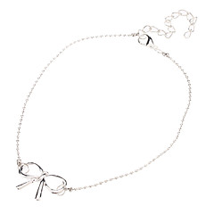 Small And Cute Bowknot Anklets