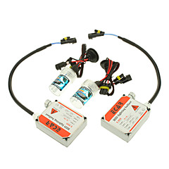 12V 35W H1 HID Xenon Lamp Conversion Kit Set (E3035 Ballast)
