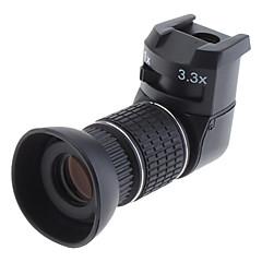 kameravinkel sökare för Canon, Nikon, Pentax, Sony, leica, olympus FourThirds 4/3 e serien