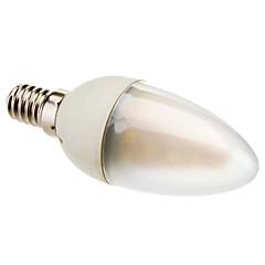 3W E14 LED-kynttilälamput C35 48 SMD 5050 230 lm Lämmin valkoinen AC 220-240 V