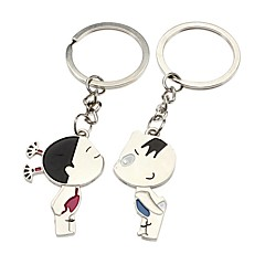 2-Pack Magical Lovely Couples Keychains
