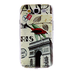 Triumphal Arch Pattern Hard Case for Samsung Galaxy S3 I9300