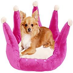 Graciosa Crown Forma Dog 45x45cm Bed (cores sortidas)