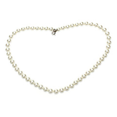 Imitation Pearl Beads Necklace