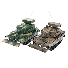 Gyerek High Quality Remote Control BB Cannon Tank Játék (Random Color)