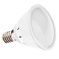 3W E14 LED-spotlights MR16 SMD 2835 250 LM Naturlig vit AC 220-240 V
