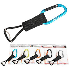 Alloy Water Bottle Zár karabiner (Random Color)