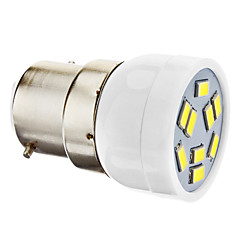 3W B22 LED Spot Lampen MR11 9 SMD 5630 270 lm Natürliches Weiß AC 220-240 V