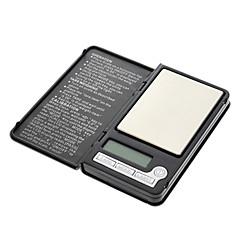 휴대용 포켓사이즈 디지털 저울 100g/0.01g (1*CR2032)