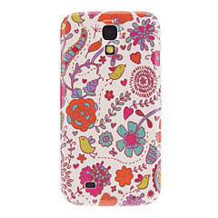 Flowers And Birds Pattern Hard Case, Screen Protector And Stylus for  Samsung Galaxy S4 I9500