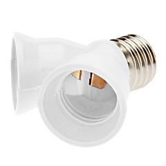 E27 to 2E27A Bulbs Socket Adapter
