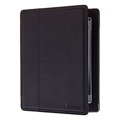 COMMA Concise Business Style Auto Sleep Solid Color Full Body Case with Stand for iPad 2/3/4 (Optional Colors)