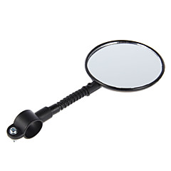 Cycling/Bike Bike Mirrors Plastic Convenient Black