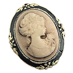Victorian Fashion Brooch