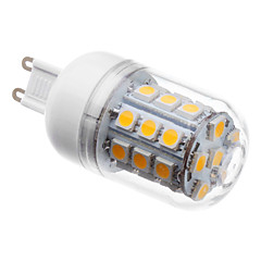 G9 5W 30 SMD 5050 410 LM Warm White T LED Corn Lights AC 220-240 V