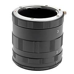 NEWYI Macro Extension Tube Anneau pour Olympus OM 4/3 caméra