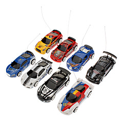 Mini Cola Remote Control Racing Cars (tilfeldig farge)