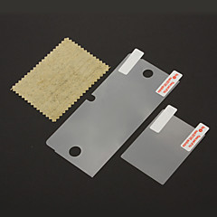 2 piezas de cristal de pantalla completa Pantalla Clear Protector para 3DS (transparente)