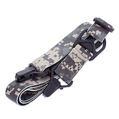 Sports Outdoor Wearable Camouflage Gun Rope (Random Color)