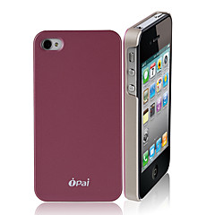 Hot Pressing Integrated Hard Case  For Iphone4/4S