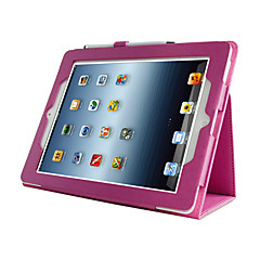 WIP31 EXCO Fashion Leather Case for New iPad/iPad2 (Assotred Colors)