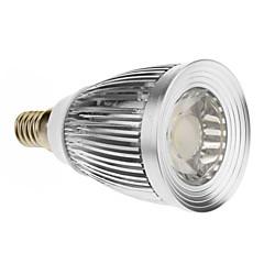 7W E14 LED-spotlys 1 COB 600-630 lm Kold hvid AC 85-265 V