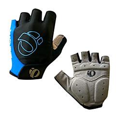 Men's Cycling Gloves Fingerless GEL Cushioning Bike Bicycle Half Finger Cycling Gloves