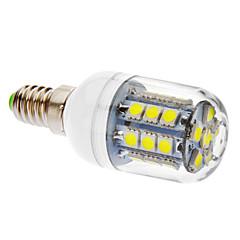 3W E14 LED-lampa T 27 SMD 5050 405 lm Kallvit V