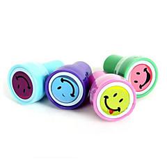 Smiling Face Seals Set(4 PCS)