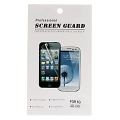 Protective Matte PET Front + Back Screen Protector Guard Film Set for iPhone 5/5S