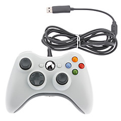 Wired USB Game Pad Controller voor Microsoft Xbox 360 Slim & PC Windows