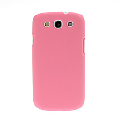 Solid Color Hard Case for Samsung Galaxy SIII / i9300