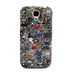 Flera element TPU IMD Mjuk Väska till Samsung Galaxy S4 I9500