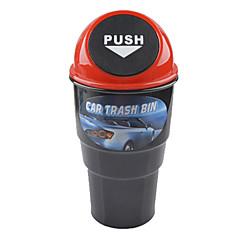 Empurre Abrir Lixo Lixeira Bin para carros