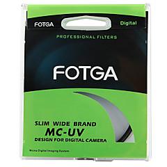 Fotga 58mm Ultra Slim Pro7 Mc Multi-Coated Filtre UV Ultra-Violet protecteur d'objectif